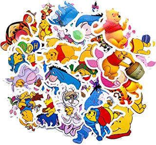 Lot of 10 Vintage Disney Winnie the Pooh Sticker Sheets