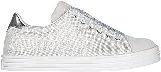 .Hogan Sneakers r141 Bambino Argento