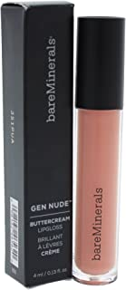 ベアミネラル Gen Nude Buttercream Lipgloss - Popular 4ml/0.13oz並行輸入品
