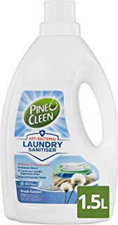 Pine O Cleen Laundry Sanitiser, Fresh Cotton, 1.5 Liters