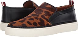 Bally Herrison Pony Hair Slip-On