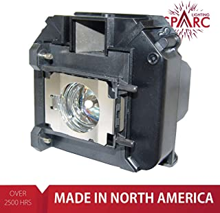 SpArc Lighting for Epson ELPLP60 / V13H010L60 Projector Lamp with Enclosure fits PowerLite 420 425W 905 92 93 95 96W 1835