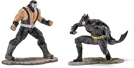 Schleich North America Batman vs Bane Scenery Pack Toy Figure