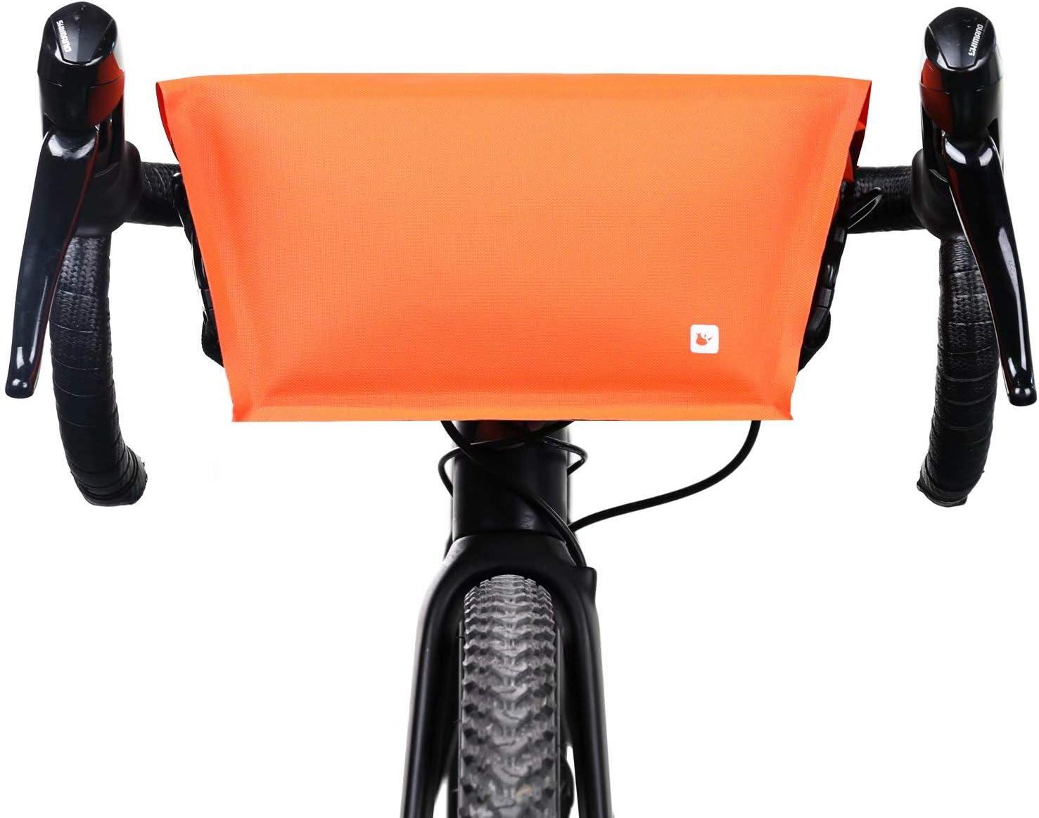 Rhinowalk Bike Handlebar Bag Waterproof Indefinitely Bicycle Front Han 4L Al sold out.