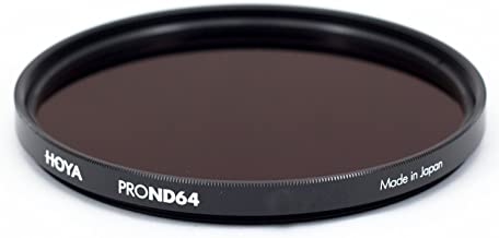 Hoya 55mm PROND 64 Neutral Density ND Filter, 6 Stops (1.8)