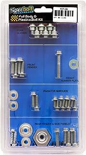 SPECBOLT KKM-48 Full Plastics Body Bolt Kit that fits KTM- 2008-2011 EXC MODELS