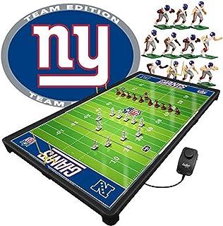 مجموعة ألعاب كرة القدم الكهربائية من تيودور جيمز 9092-16 NFL نيويورك جاينتس NFL Pro Bowl، متعددة الألوان (عبوة من 98)