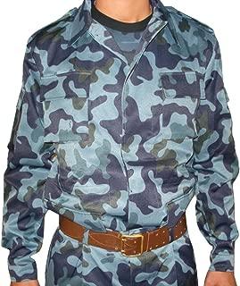Russian Special Forces Camo Uniform Set BDU Suit