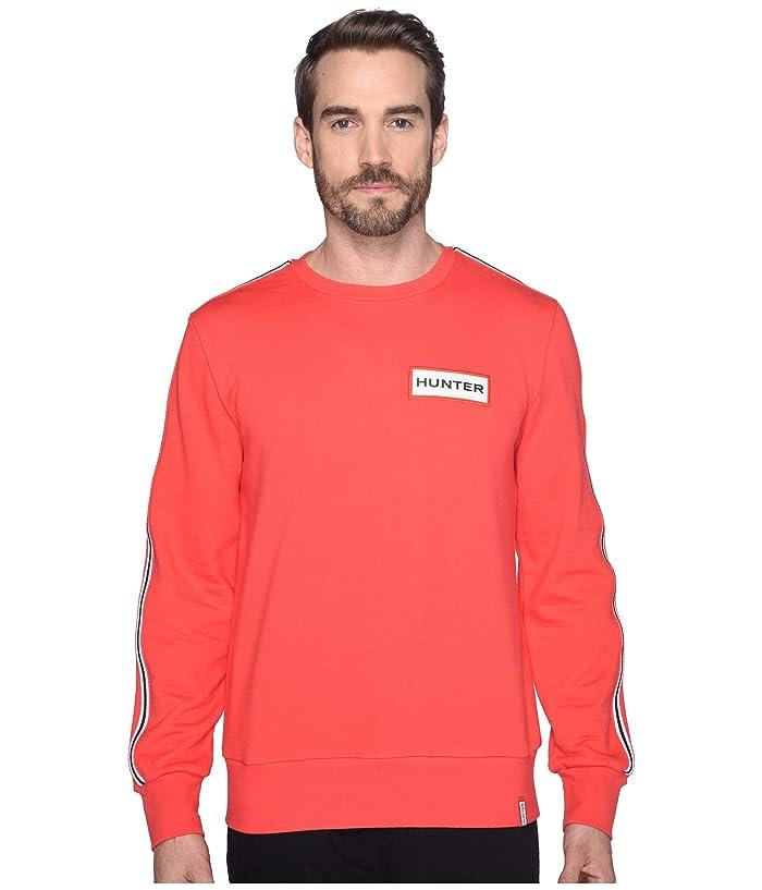 Hunter  Original Campus Sweatshirt ( Red) Mens Sweatshirt