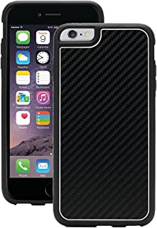 Griffin Identity Graphite Case for iPhone 6 - Retail Packaging - Black/White
