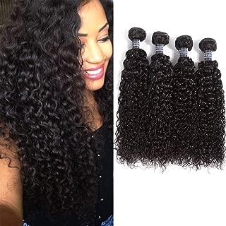 "Amella Hair Brazilian Virgin Curly Hair (14""16""18""20"