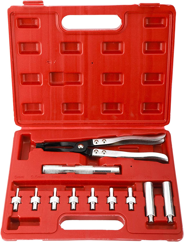 Memphis Mall BTSHUB 11 pcs Valve Stem Seal Kit Tool Remov OFFicial site Installer Removal