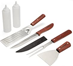 Cuisinart CGS-6005 Teppanyaki Tools Set for Hibachi Grilling