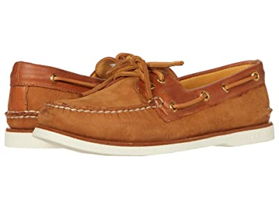 Sperry Gold Cup A/O 2-Eye Seaside (Twig) Men