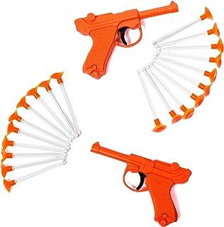 Tigerdoe Toy Guns – Toy Dart Guns for All Ages – Blaster Gun with Darts – (2 Pack) Toys