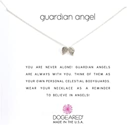 Guardian Angel Reminder Necklace
