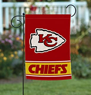 Double Sided Burlap Garden Flag, Premium Material, American Football Holiday Outdoor Decorative Small Flags for Home House Garden Yard Outdoor, 12.5 x 18 inch AG025