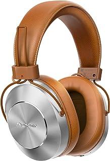 パイオニア SE-MS7BT Bluetoothヘッドホン 密閉型/ハイレゾ対応(コード接続時) ブラウン SE-MS7BT-T