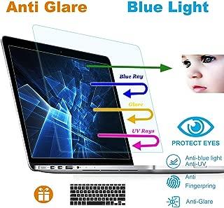 EyesProtectionFilterFit2015 2014 2013 2012 MacBookPro15A1398 AntiBlueLightAntiGlareScreenProtector,ReducesDigitalEyeStrainHelpYouSleepBetter