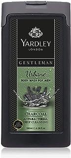 غسول الجسم جنتلمان اوربان للرجال من ياردلي لندن، منظف عميق ومضاد للبكتيريا 180 مل- عبوة واحدة