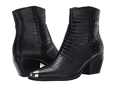 Tony Bianco Presley (Black Alligator) Women