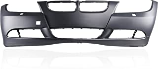 Autoparts Star Bumper Cover Primered Fits BMW