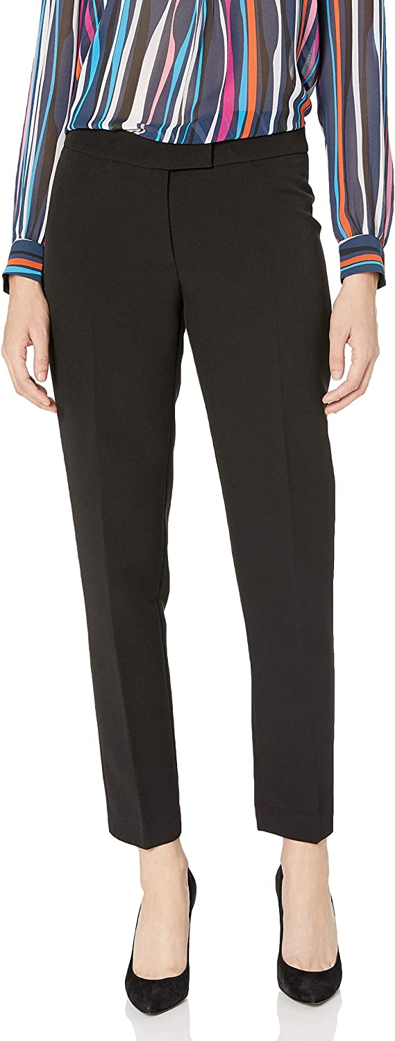 Chicago Mall Anne Klein NEW before selling Women's Cropped Slim Pant