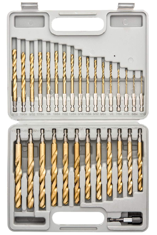 Hanson 66609-9//64 6In Drill Bit