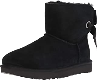 Women's W Customizable Bailey Bow Mini Fashion Boot