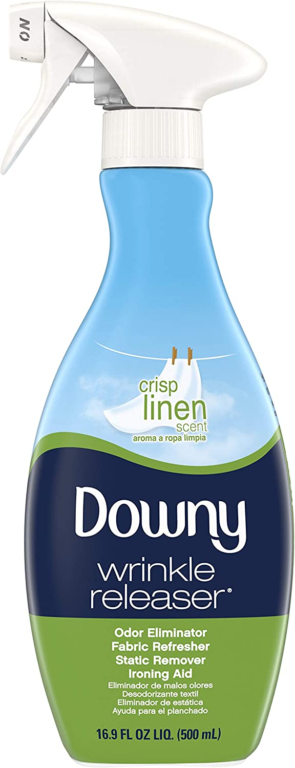 Downy Wrinkle Release Spray Plus Static Remo Recommendation Crisp 67% OFF of fixed price Scent Linen