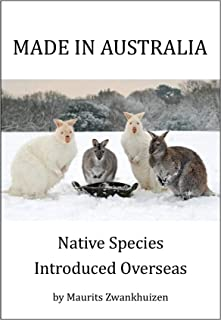 Made in Australia: Native Species Introduced Overseas