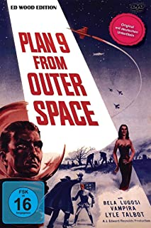 Plan 9 From Outer Space - ED WOOD [Alemania]