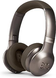 JBL EVEREST 310 Bluetoothヘッドホン 密閉ダイナミック型/オンイヤー/マルチポイント対応 ブラウン JBLV310BTBRN 【国内正規品/メーカー1年保証付き】
