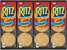 Ritz Crackers Cheese Sandwich, 304 Grams