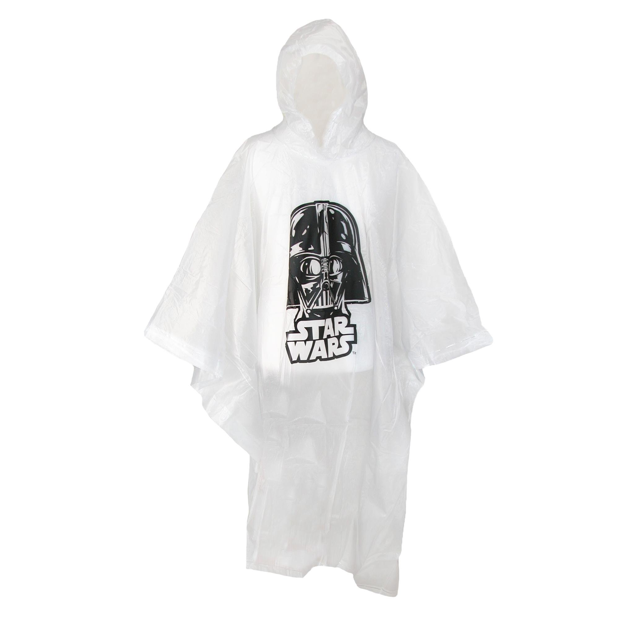 Disney Adult Darth Vader Poncho