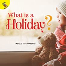 What is a Holiday? (Discovery Days)