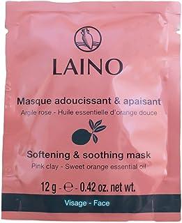 لاينو قناع الطين الزهري