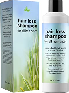 Hair Loss Shampoo for Thinning Hair – Anti Hair Loss Treatment for Women and Men –