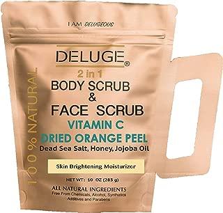 Best skin yoga orange scrub Reviews