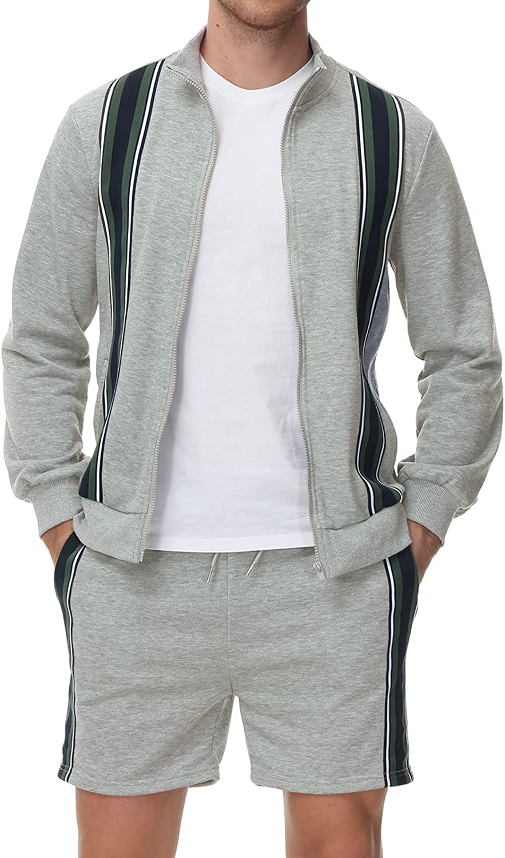 PJ PAUL JONES Men Manufacturer regenerated product latest Tracksuit Long Shorts Sleeve S 2pcs and Jacket