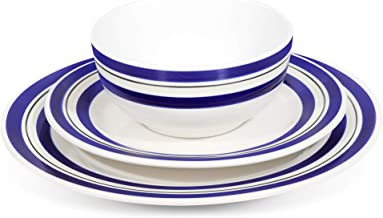 Royalford 12Pcs Porcelain Dinner Set