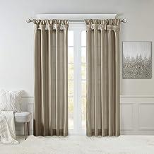 ستارة نافذة اميليا من ماديسون بارك يمكن تركيبها بنفسك لغرفة المعيشة وغرفة النوم والسكن