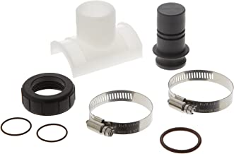 Hayward DF815-1-5 1-1/2-Inch Saddle Clamp Replacement for Hayward Schedule 80 Plastic Pipe