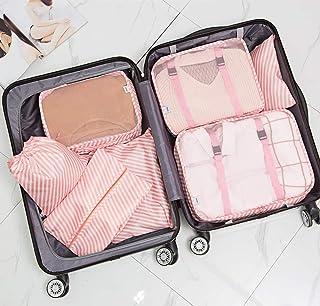 Travel Packing Organizers Travel Storage Bag, Multi-Functional Waterproof Travel Storage Luggage Storage Finishing Bag Se...