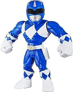 Power Rangers- Mega Mighties Ranger Azul, Color (Hasbro B07V51X61D)