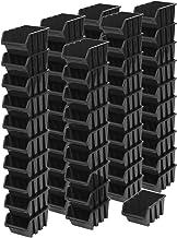 5/pieza Visi/ón verbindbare Cajas de almacenamiento lateral leng/üeta M/ódulo Caja Estanter/ía Caja 3,5/L Cajas apilables