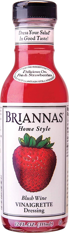 Brianna's, Blush Wine Vinaigrette