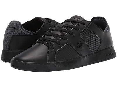 Lacoste Novas 319 2 (Black/Black) Men