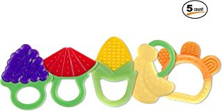 baby teethers fridge or freezer