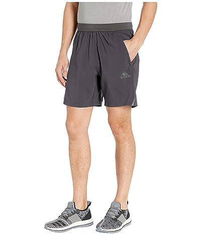 adidas Aero 3S Shorts (Grey Six) Men